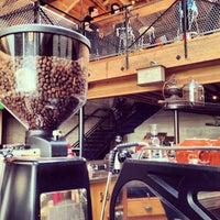 Photo taken at Sightglass Coffee by Takako H. on 6/11/2013