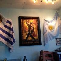 Photo taken at Rio De La Plata by Alejandro M. on 10/19/2013