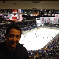 Photo taken at New York Islanders Team Store by Evandro A. on 4/5/2015
