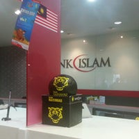 Photo taken at Bank Islam by Amidi A. on 5/15/2015