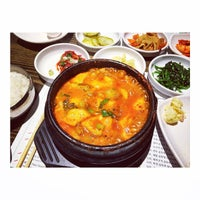 Photo taken at BCD Tofu House by @HungryEditor B. on 11/5/2014