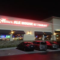 Photo taken at Miller's Miami Falls Ale House by Brent S. on 11/15/2012