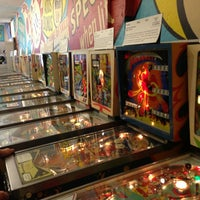 Photo taken at Pacific Pinball Museum by William M. on 7/1/2013