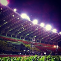 Photo taken at 700th Anniversary Chiangmai Sports Complex by Mee J. on 11/30/2012