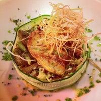 Photo taken at Rellirós Restaurant by Emma on 2/13/2014
