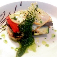 Photo taken at Rellirós Restaurant by Emma on 2/20/2014