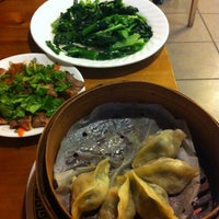 Photo taken at Mother's Dumplings by Yaryna on 10/14/2012