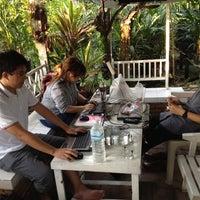 Photo taken at TiGERiDEA Phrapradang Branch by Patchara K. on 5/11/2012