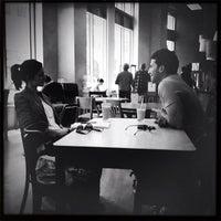 Photo taken at Awaken Cafe by Crillmatic on 5/19/2012