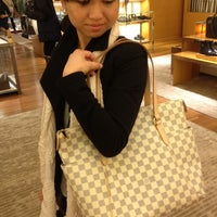 Photo taken at Louis Vuitton Troy Saks by Paolo G. on 11/23/2012
