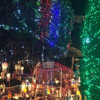 Photo taken at Christmas Light Display (christmasdisplay.org) by D. on 12/26/2015