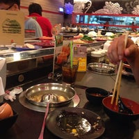 Photo taken at Shabushi by Pattarakorn Y. on 2/23/2014