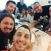 Photo taken at Pizzeria Santa Lucia by Bruno C. on 7/12/2014