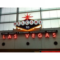 Photo taken at McCarran International Airport (LAS) by Jessica L. on 7/5/2013