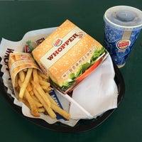 Photo taken at Burger King by Daniel A. on 7/15/2014