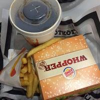 Photo taken at Burger King by Daniel A. on 9/26/2015