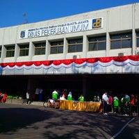 Photo taken at Dinas Pekerjaan Umum DKI Jakarta by Martineet F. on 8/16/2013