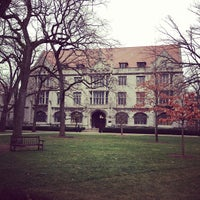 Photo taken at The University of Chicago by Mathieu H. on 1/13/2013