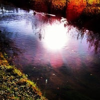 Photo taken at Genneper Parken by Sabine on 11/20/2012