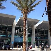 Photo taken at San Diego International Airport (SAN) by Rozanne M. on 8/22/2013