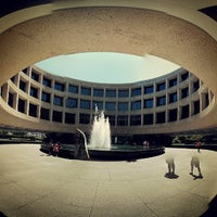 Photo taken at Hirshhorn Museum and Sculpture Garden by Grace R. on 7/1/2013