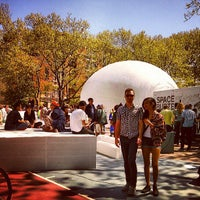 Photo taken at Sara Delano Roosevelt Park Playground by Grace R. on 5/24/2013