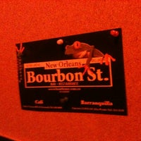 Photo taken at Bourbon Street by Giulio R. on 10/28/2012