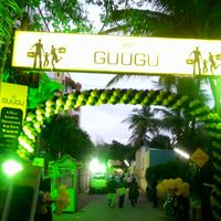 Photo taken at GUUGU High Fashion Clothing Store by Sarang V. on 8/19/2013