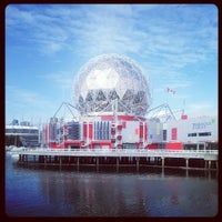 Photo taken at Science World at TELUS World of Science by Christoph L. on 9/29/2012