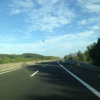 Photo taken at A12 - Collesalvetti by Flavia M. on 9/18/2013