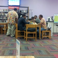 Photo taken at Orange County Library - Edgewater Branch by Tawana B. on 11/16/2013