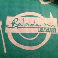 Photo taken at Balada Mix by Juliana G. on 5/1/2013