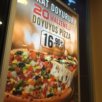 Photo taken at Domino's Pizza by Seyitcan P. on 5/10/2016