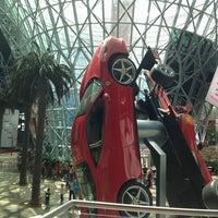 Photo taken at Ferrari World Abu Dhabi by Yaroslava S. on 3/30/2013