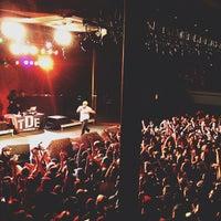 Photo taken at Roseland Theater by Ravi M. on 10/23/2012