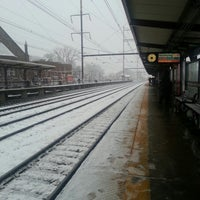 Photo taken at NJT - New Brunswick Station (NEC) by Robert P. on 3/8/2013