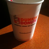 Photo taken at Dunkin' Donuts by Rosalee L. on 1/10/2015