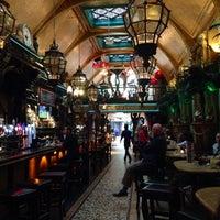 Photo taken at Café en Seine by Gregzn on 8/24/2013