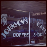 Photo taken at Johnson's Bakery by Sean P. on 3/21/2013