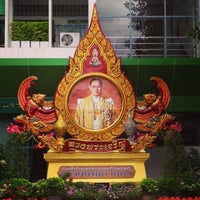 Photo taken at Phaya Thai District Office by Wee V. on 7/18/2014