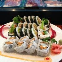 Photo taken at Sushi Katana by MyssDebb S. on 10/15/2012