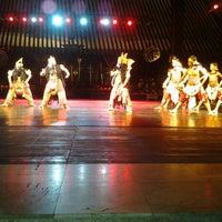 Photo taken at Taman Budaya Jawa Tengah by Arlein R D. on 5/7/2014