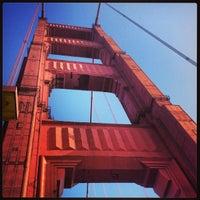 Photo taken at Golden Gate Bridge by Marc V. on 7/6/2013
