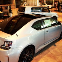 Photo taken at Balise Toyota Scion by LOYALTOYOTA on 10/26/2013