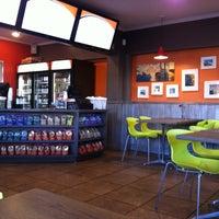 Photo taken at Jimmy'z Kitchen Pinecrest by Patricia R. on 4/24/2013