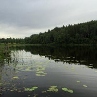 Photo taken at Storträsket by Mike H. on 7/27/2015