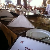 Photo taken at Mediterraneo Restaurant by Andrew R. on 2/7/2014