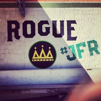 Photo taken at Rogue Running by Courtney L. on 10/25/2013