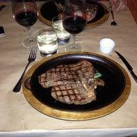 Photo taken at LB Steak by Vincent L. on 10/17/2012