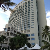 Photo taken at The Westin Resort Guam by Joon P. on 3/24/2013